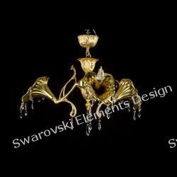 LAMPA KRYSZTAŁOWA RUTH III SWAROVSKI
