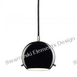 LAMPA MYOO 1 BLACK SOTTO LUCE