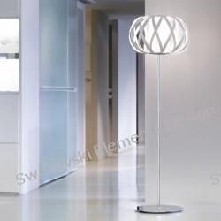 LAMPA PODŁOGOWA ROLANDA CHROME BOVER