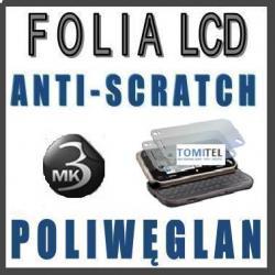 Folia na wyświetlacz LCD 3MK Poliwęglan N97 mini