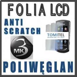 Folia na LCD 3MK    6 sztuk   Samsung s5620 Monte