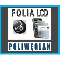 Folia na wyświetlacz 3MK poliwęglan HTC Wildfire