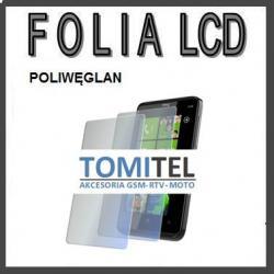 Folia na wyświetlacz LCD poliwęglan HTC HD7 HD 7