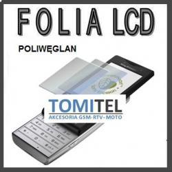 Folia na wyświetlacz LCD 3MK poliwęglan SE  HAZEL