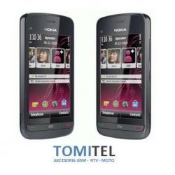 Folia na wyświetlacz LCD Poliwęglan Nokia C5-03