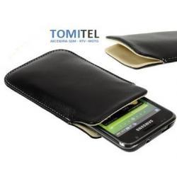Etui pokrowiec skóra  Samsung  HTC  Nokia C5-03