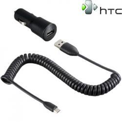 ORYGINALNA ładowarka samochodowa c200 CC-C200 HTC