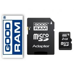 Karta pamięci microSD oryginalna GOODRAM  2GB 2 GB