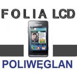 Folia na LCD 3MK POLIWĘGLAN Samsung S7230 wave