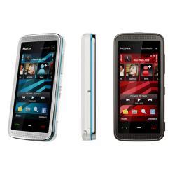 Folia wyświetlacz LCD 3MK Poliwęglan 2 Nokia 5530