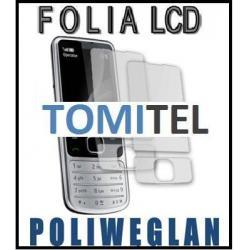 Folia na wyświetlacz LCD 3MK poliwęglan Nokia 6700