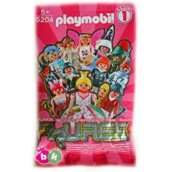 FI?URES GIRLS - PLAYMOBIL 5204