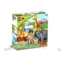 LEGO DUPLO VILLE 4962 - Małe ZOO
