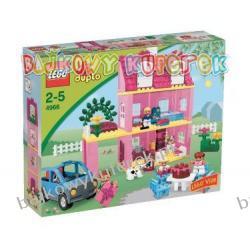 LEGO DUPLO VILLE 4966 - Dom dla lalek