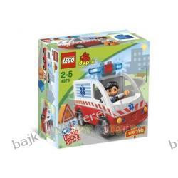 LEGO DUPLO VILLE 4979 - Karetka