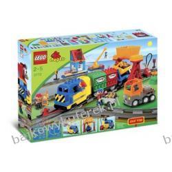 LEGO DUPLO VILLE 3772 -  POCIĄG TOWAROWY DE LUXE