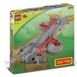 LEGO DUPLO VILLE 3775 - Zwrotnica kolejowa