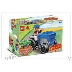 LEGO DUPLO VILLE 4969 - Wesoły traktor