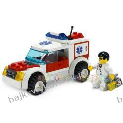 7902 LEGO CITY - Karetka