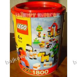 LEGO CREATOR 5517 - Tuba (Beczka) XXL