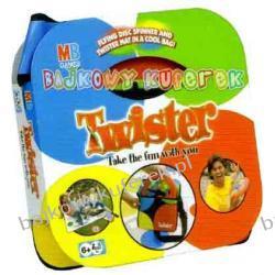 TWISTER PARTY  - gra zręcznościowa firmy MB, dystrybucja HASBRO