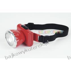 CZERWONA LAMPKA NA GŁOWĘ  firmy KLEIN 2846