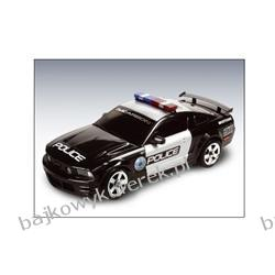 POLICE FORD MUSTANG GT firmy NIKKO 160611