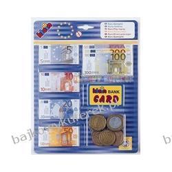 ZESTAW EURO W BLISTERZE (małe monety) firmy KLEIN 9605