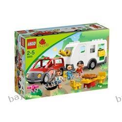 LEGO DUPLO 5655 - PRZYCZEPA KEMPINGOWA