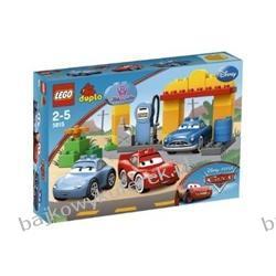 LEGO DUPLO CARS 5815 - KAWIARNIA LOLI