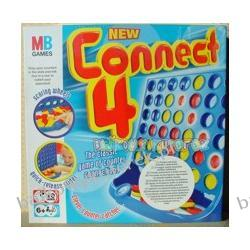 CONNECT 4 firmy MB, dystrybucja HASBRO