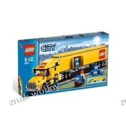 LEGO CITY 3221 CIĘŻARÓWKA (TIR) z NACZEPĄ