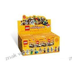 LEGO 8683 MINIFIGURKI (16 rodzajów)