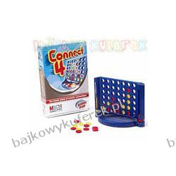 "CONNECT 4 ""TRAVEL""   - FIRMY MB GAMES OD HASBRO"
