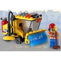 7242 - LEGO CITY - Zamiatarka uliczna