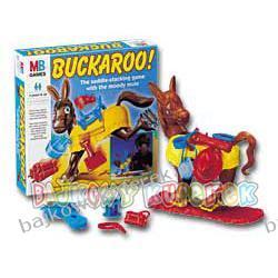 BUCKAROO! (Rodeo) - firmy MB, dystrybucja HASBRO.