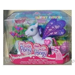 KUCYK  - KSIĘŻNICZKA ZE SKRZYDEŁKAMI - firmy My Little Pony od HASBRO.