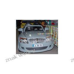 BMW na akumulator, 2-osobowy, 2 silniki, 3 biegi