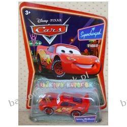 ZYGZAK (org. Lightning McQueen) z bajki CARS produkcji DISNEY PIXAR, firmy MATTEL