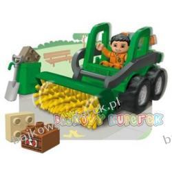 LEGO DUPLO VILLE  4978 - ZAMIATARKA