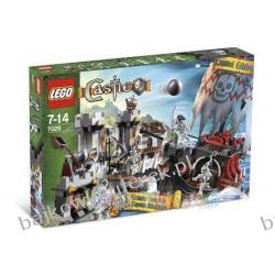 7029 - LEGO CASTLE - ATAK STATKU SZKIELETÓW / SKELETON SHIP ATTACK