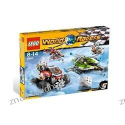LEGO WORLD RACER 8863 GROŹNA ZAMIEĆ