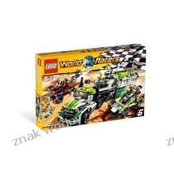 LEGO WORLD RACER 8864 PUSTYNIA ZNISZCZENIA