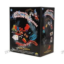 ZESTAW MAŁY MAGIK – MAGICZNE ROZMAITOŚCI 125 SZTUCZEK+DVD+CYLINDER DROMADER