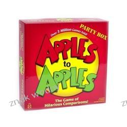 GRA APPLES TO APPLES MATTEL N7826