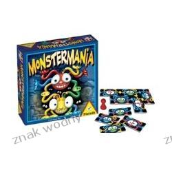 Gra MONSTERMANIA PIATNIK 6006
