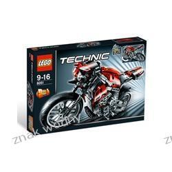 LEGO TECHNIC 8051 - MOTOCYKL