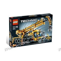 LEGO TECHNIC 8053 - MOBILNY ŻURAW