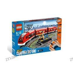 LEGO CITY 7938 - POCIĄG OSOBOWY