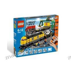 LEGO CITY 7939 - POCIĄG TOWAROWY